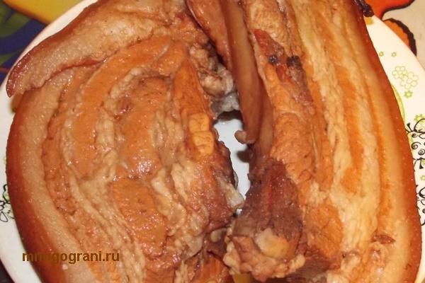 Как сделать вареную свинину