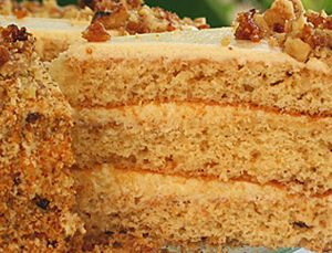 Торт медовый самый простой рецепт 144
